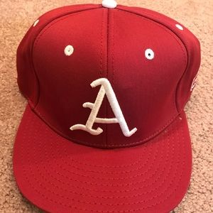 Arkansas Razorbacks Baseball Hat 7 1/2